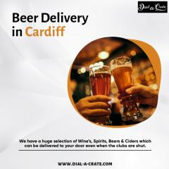Beer Delivery In Cardiff