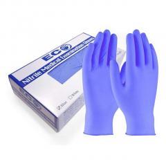 Eco Medi-Glove Powder-Free Nitrile Gloves - Pack of 100