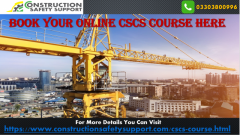 Book your Online CSCS Course Here