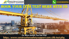 Book your CITB Test Here with Us