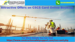 Attractive Offers On Cscs Card Online Booking