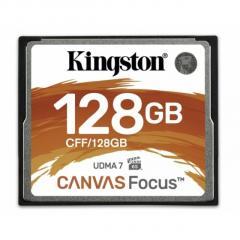 Buy Kingston Compact Flash Card 128GB - BuyKingston