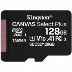 Buy Kingston 128Gb Canvas Select Plus Micro Sd C