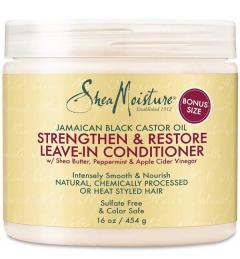 Shea Moisture Strengthen & Restore Leave-In Cond
