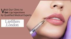 Visit Our Clinic To Get Lip Injections By Qualif