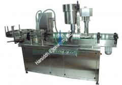 Bottle Filling Machine Manufacturer & Exporter I