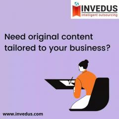 At Invedus Outsourcing, Get Access To The Vast P