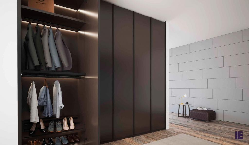 Fitted Bedroom Furniture  Bespoke Fitted Wardrobes London 10 Image