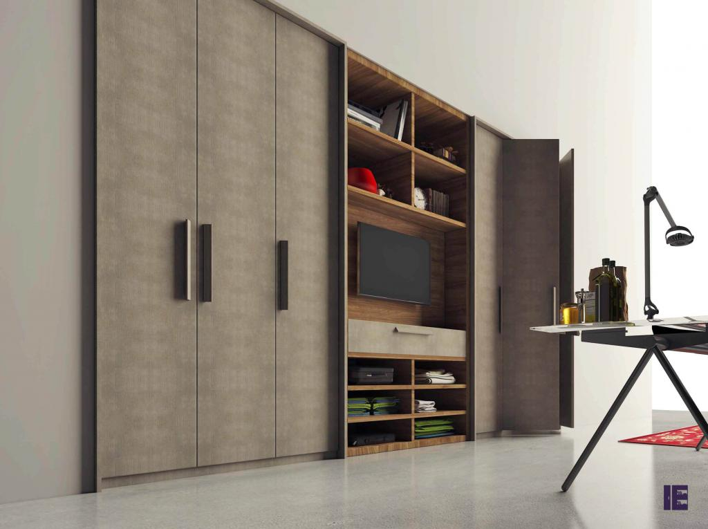 Fitted Bedroom Furniture  Bespoke Fitted Wardrobes London 11 Image