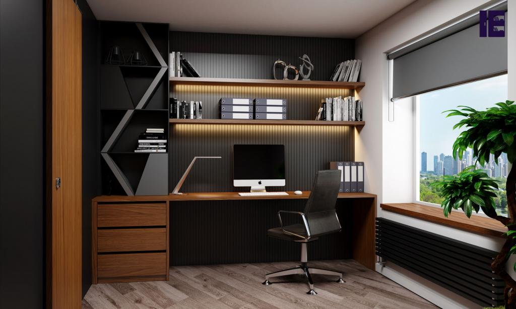 Furniture for Studies Fitted Home Office Furniture London 3 Image
