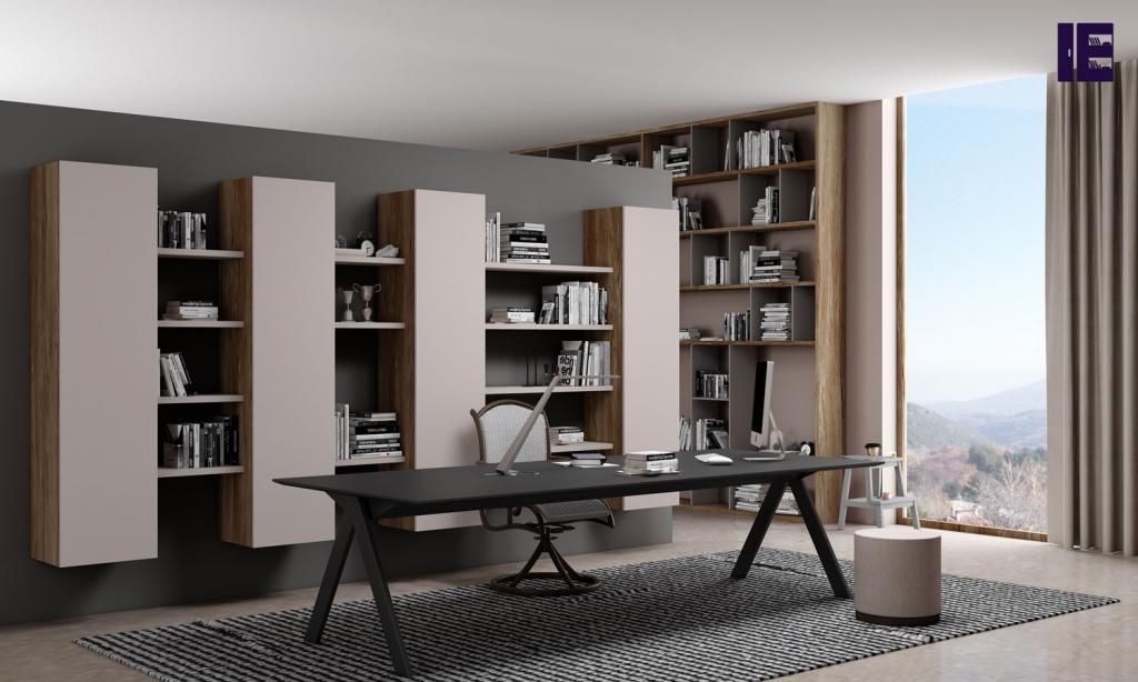 Furniture for Studies Fitted Home Office Furniture London 4 Image