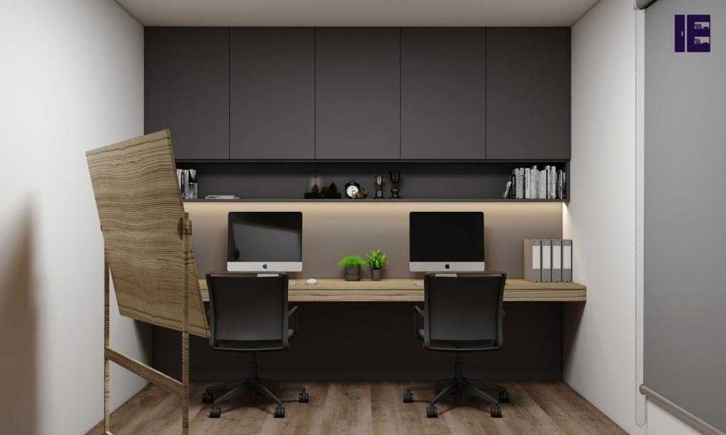 Furniture for Studies Fitted Home Office Furniture London 5 Image