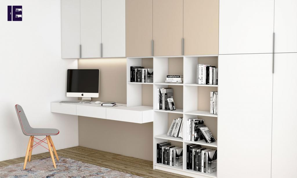 Furniture for Studies Fitted Home Office Furniture London 6 Image