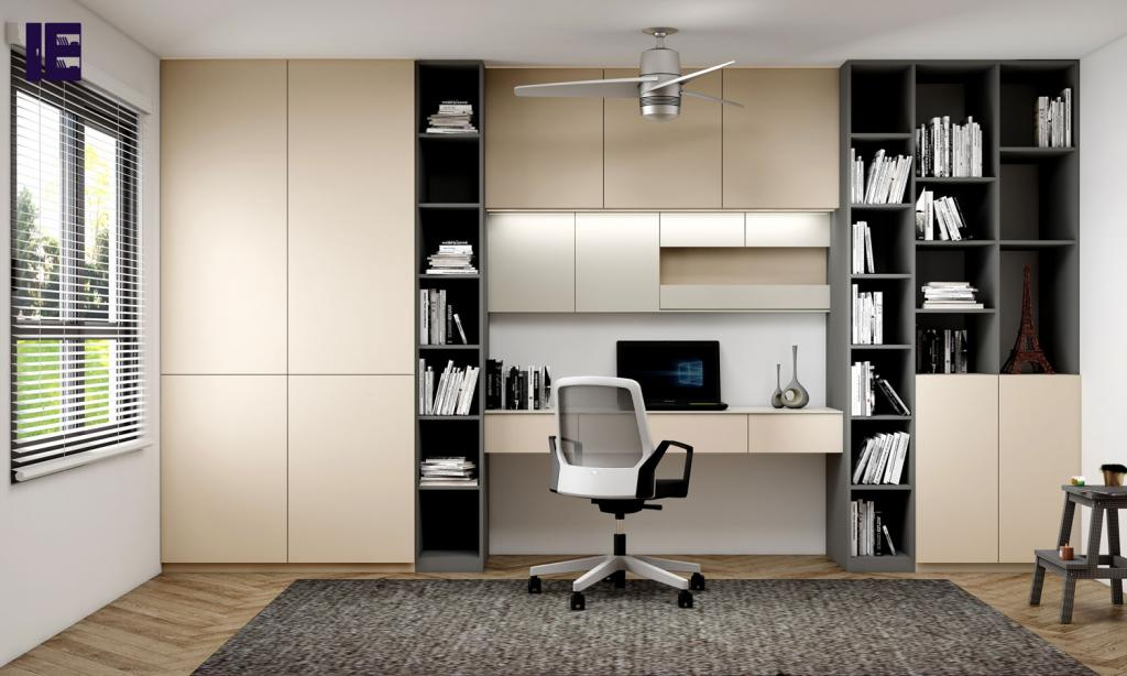 Furniture for Studies Fitted Home Office Furniture London 7 Image