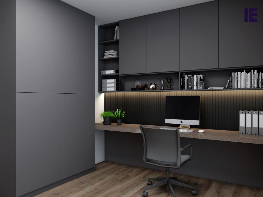 Furniture for Studies Fitted Home Office Furniture London 8 Image