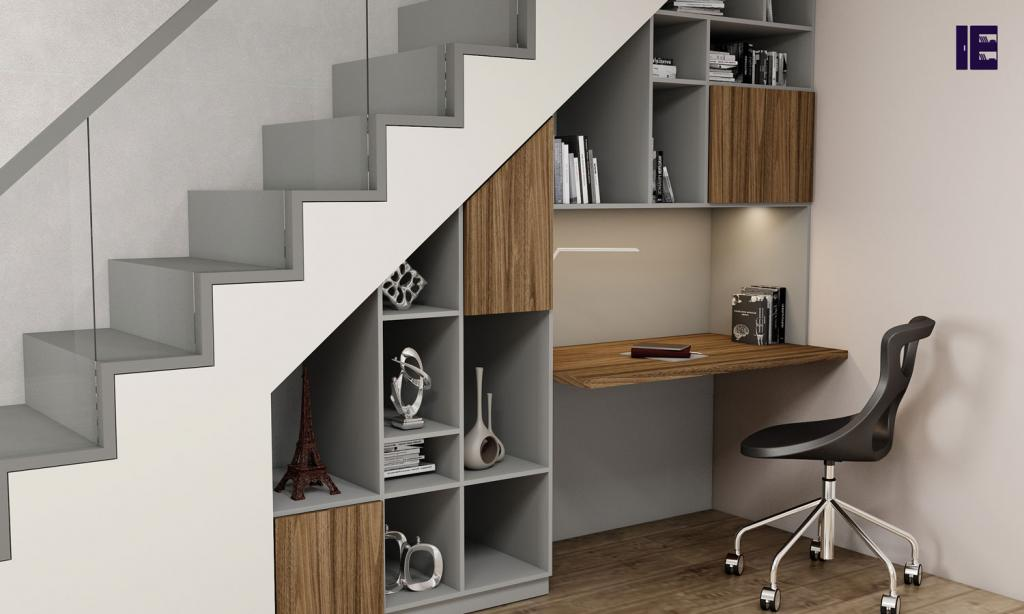 Furniture for Studies Fitted Home Office Furniture London 9 Image