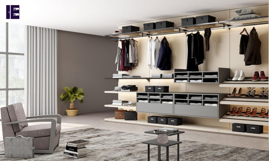 Walk in Wardrobe Ideas, Walk in Wardrobe Design, Walk in Wardrobe 3 Image