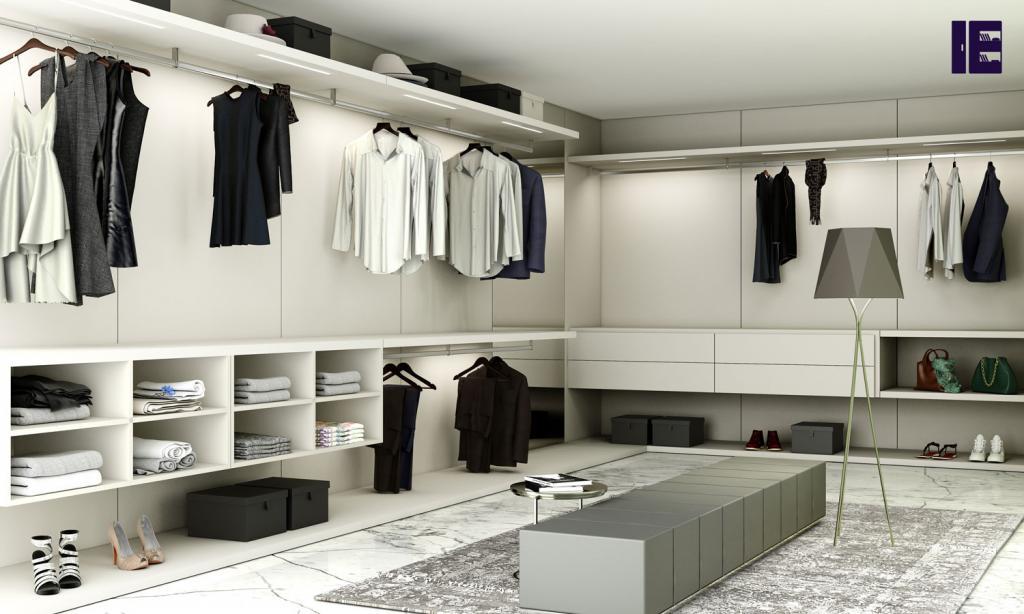 Walk in Wardrobe Ideas, Walk in Wardrobe Design, Walk in Wardrobe 5 Image