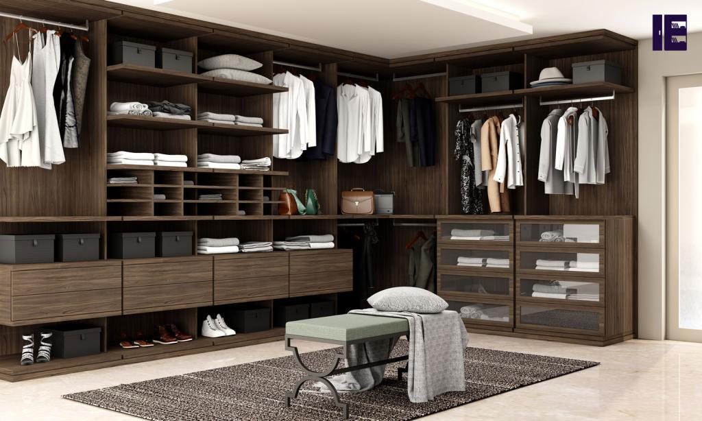 Walk in Wardrobe Ideas, Walk in Wardrobe Design, Walk in Wardrobe 7 Image