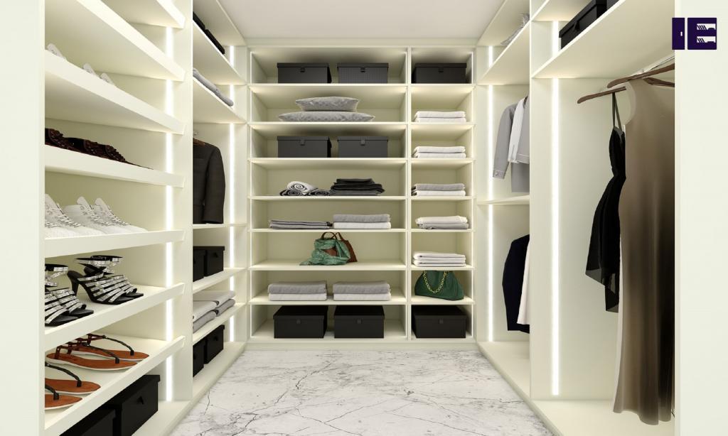 Walk in Wardrobe Ideas, Walk in Wardrobe Design, Walk in Wardrobe 9 Image