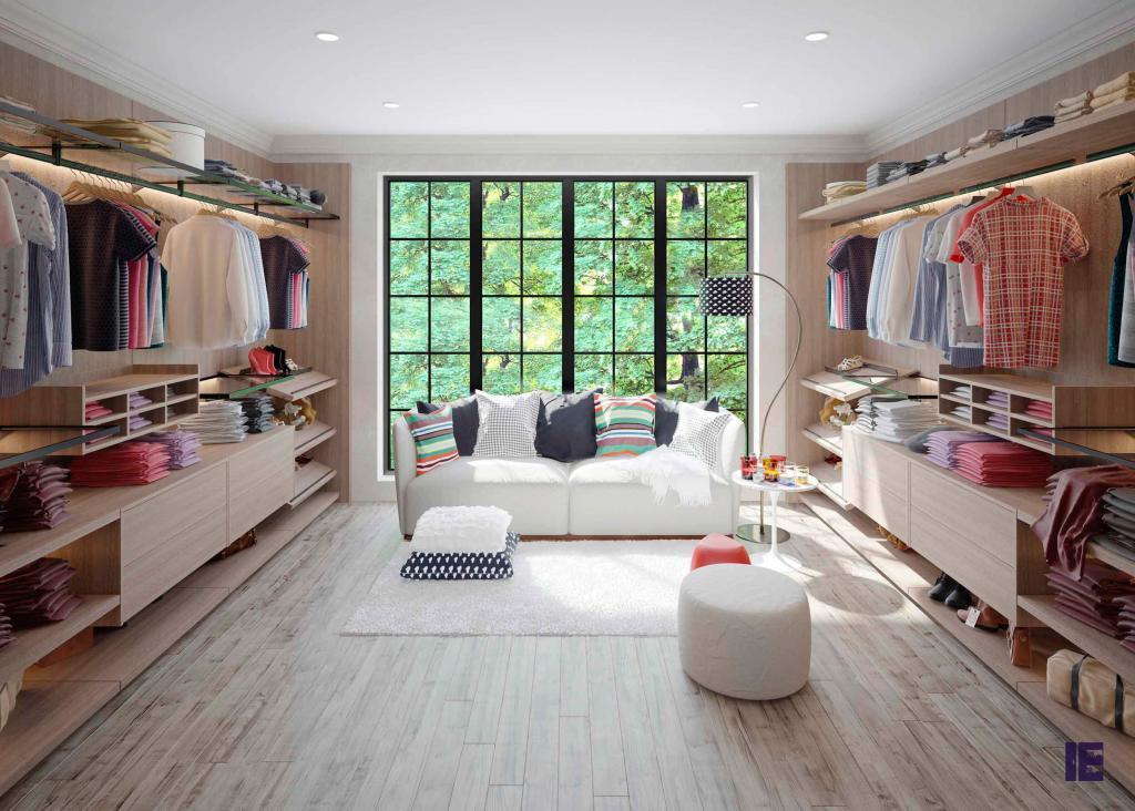 Walk in Wardrobe Ideas, Walk in Wardrobe Design, Walk in Wardrobe 10 Image