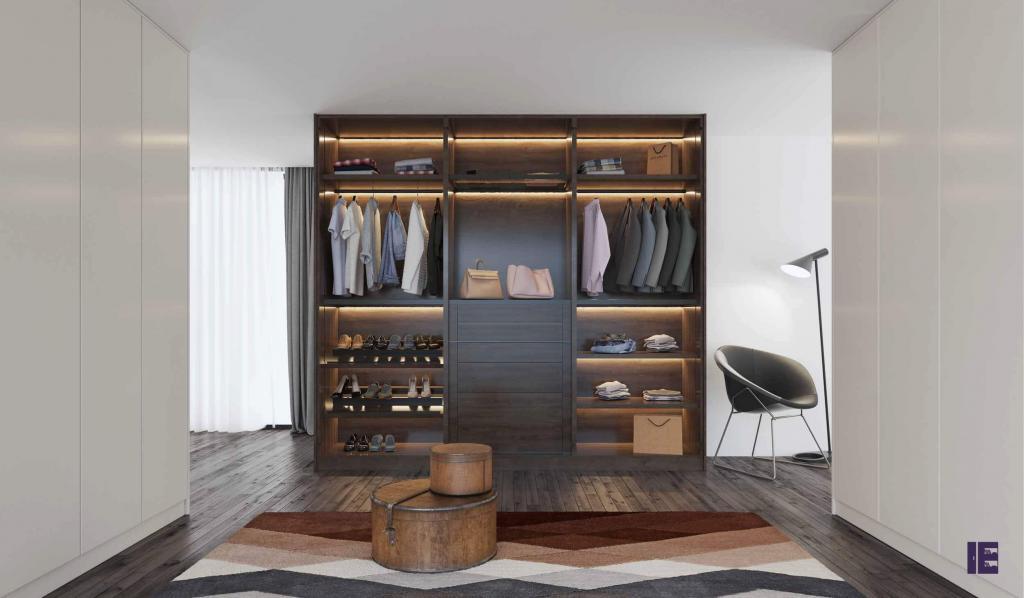 Walk in Wardrobe Ideas, Walk in Wardrobe Design, Walk in Wardrobe 11 Image