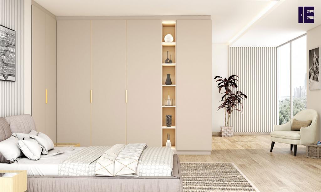 Fitted UK Corner Wardrobes for Sale Corner Fitted Wardrobe London 4 Image