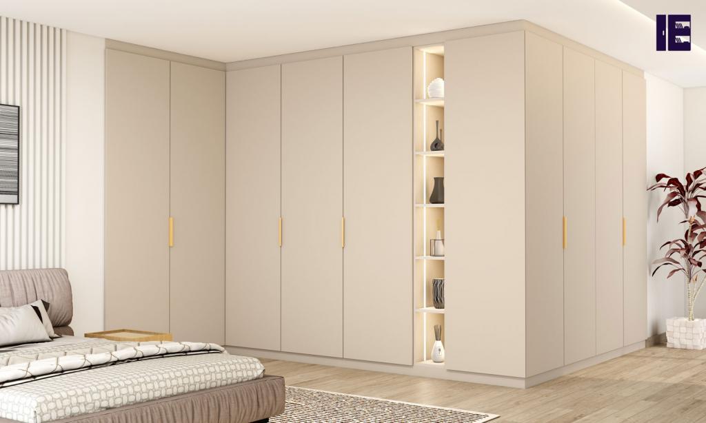 Fitted UK Corner Wardrobes for Sale Corner Fitted Wardrobe London 5 Image
