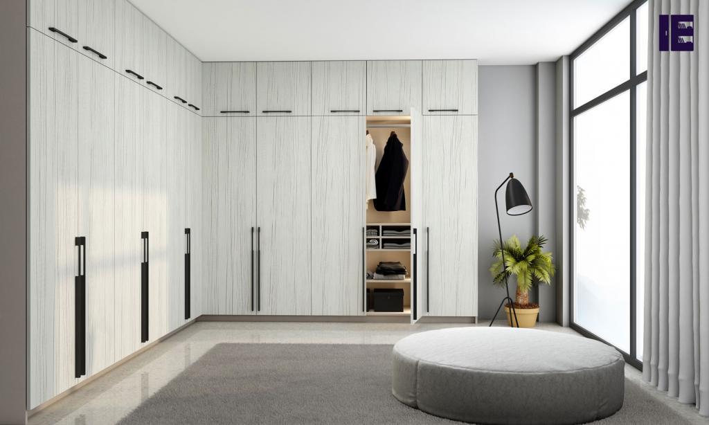 Fitted UK Corner Wardrobes for Sale Corner Fitted Wardrobe London 7 Image