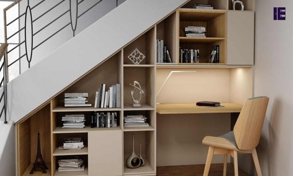 Fitted Bookcases Bespoke Bookcases Made to Measure Bookcase London 5 Image