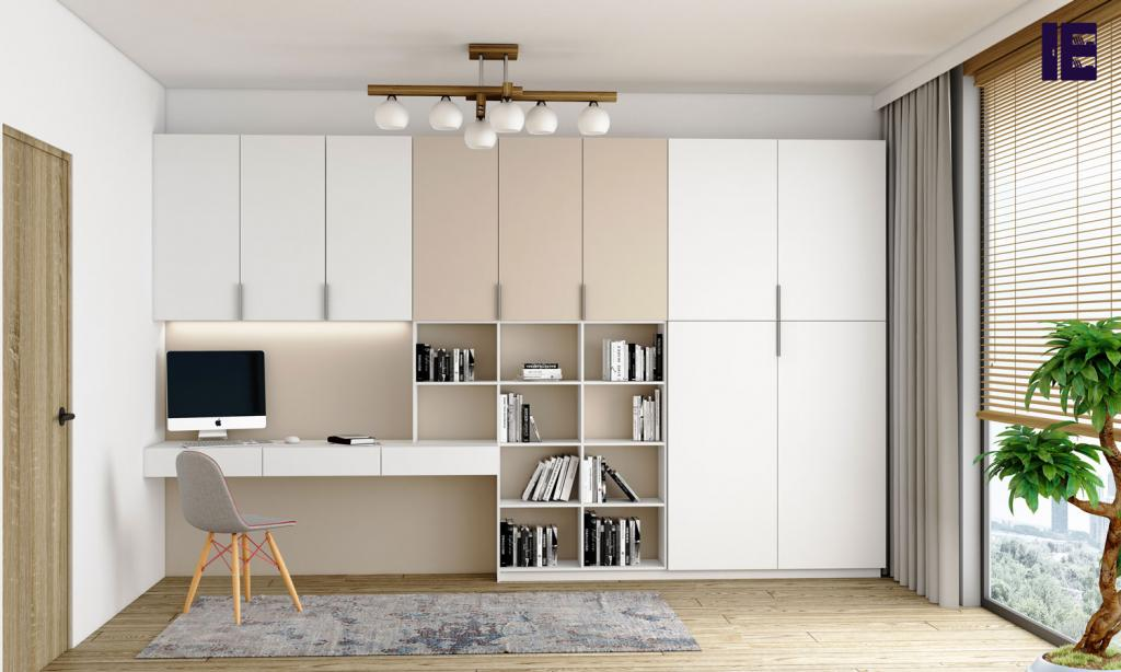 Fitted Bookcases Bespoke Bookcases Made to Measure Bookcase London 6 Image