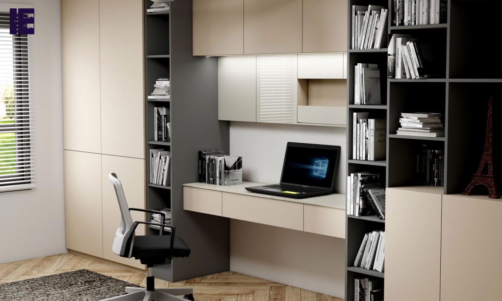 Fitted Bookcases Bespoke Bookcases Made to Measure Bookcase London 7 Image