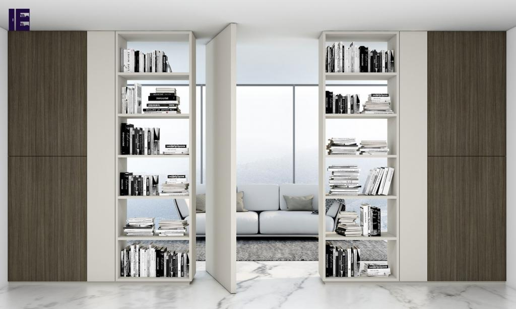 Fitted Bookcases Bespoke Bookcases Made to Measure Bookcase London 10 Image