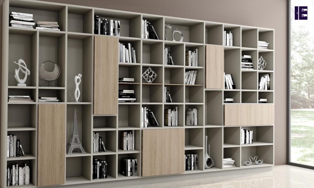 Fitted Bookcases Bespoke Bookcases Made to Measure Bookcase London 11 Image