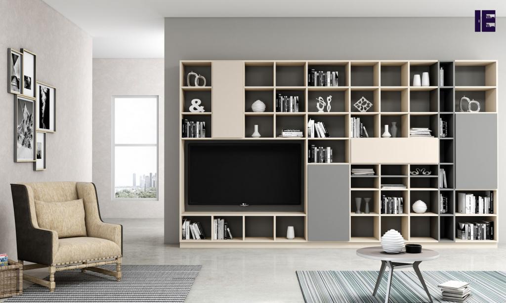 Custom Bookshelves Bespoke Book Shelves Inspired Elements 5 Image
