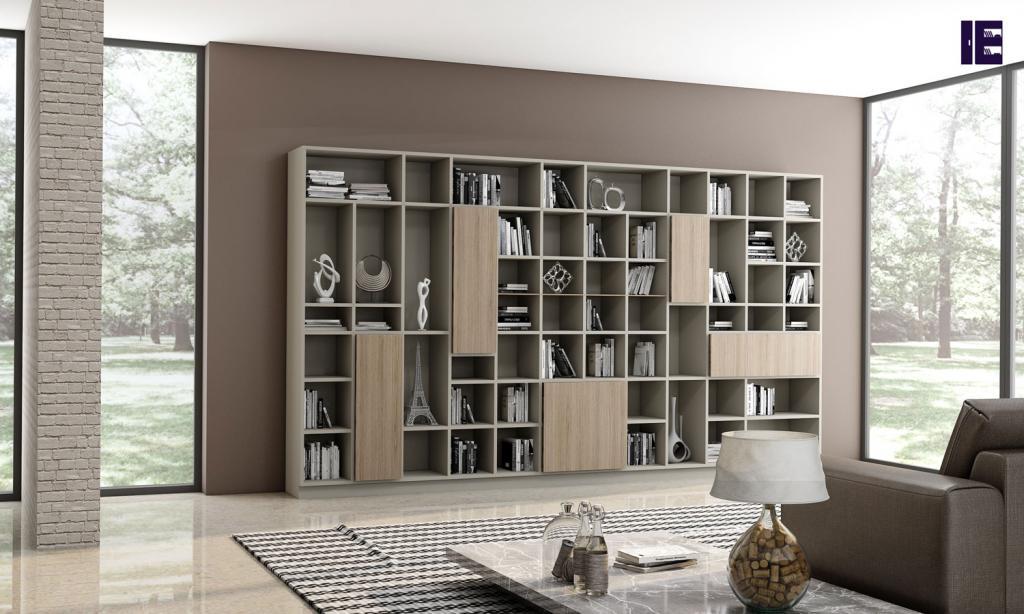 Custom Bookshelves Bespoke Book Shelves Inspired Elements 8 Image
