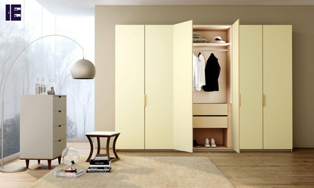 Hinged Wardrobe Doors Hinged Wardrobes Customised Wardrobe Doors 6 Image