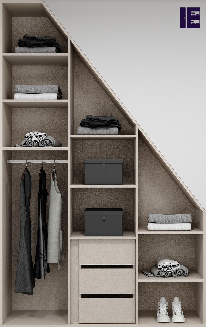 Loft Storage Solutions Storage Conversion Inspired Elements London 7 Image