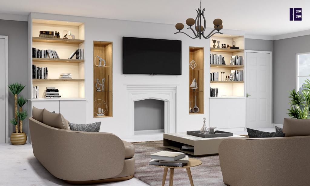 Bespoke Furniture Bespoke Bedroom Furniture Inspired Elements London 8 Image