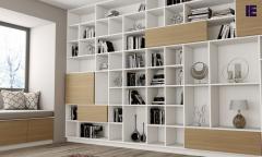 Custom Bookshelves Bespoke Book Shelves Inspired