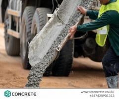 Get Best Barrow Mix Service At St Concrete