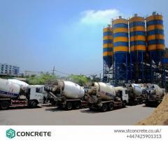 Concrete Boom Pump Hire | St Concrete