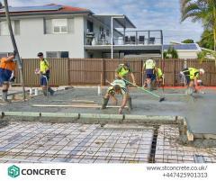 Ready Mix Concrete Barrow Service  St Concrete