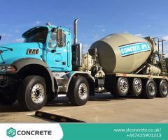 Choose The Best Ready Mix Concrete Service  St C