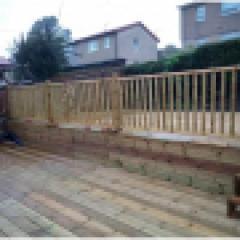 Bearsden Landscaping Decking & Fencing