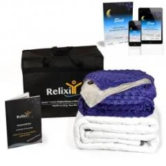 Shop Calming Weighted Blanket From Relixiy