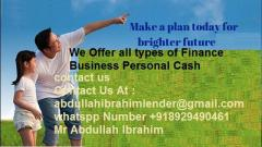 Personal And Business Loans Apply Here
