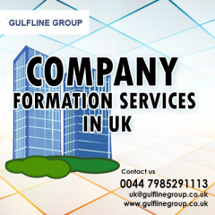 Company Formation Services In Uk