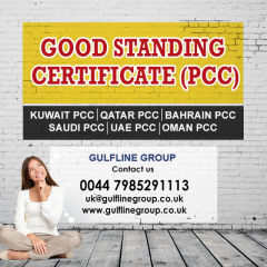 Good Standing Certificatepcc