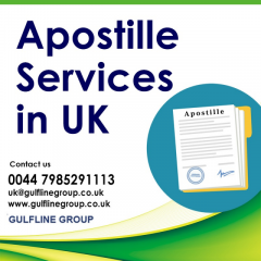 Apostille Services In Uk